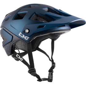 TSG Scope Special Makeup Helm blau